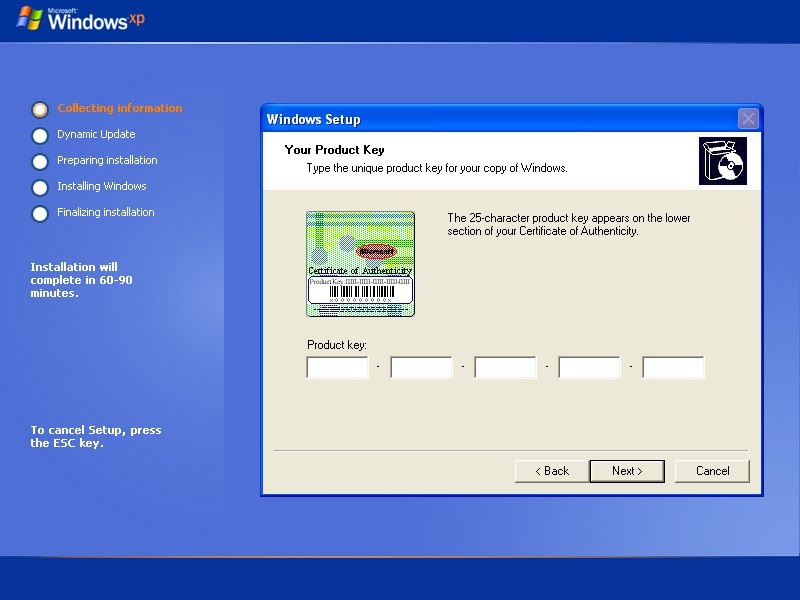 windows xp sp3. Windows XP SP3 - nV News